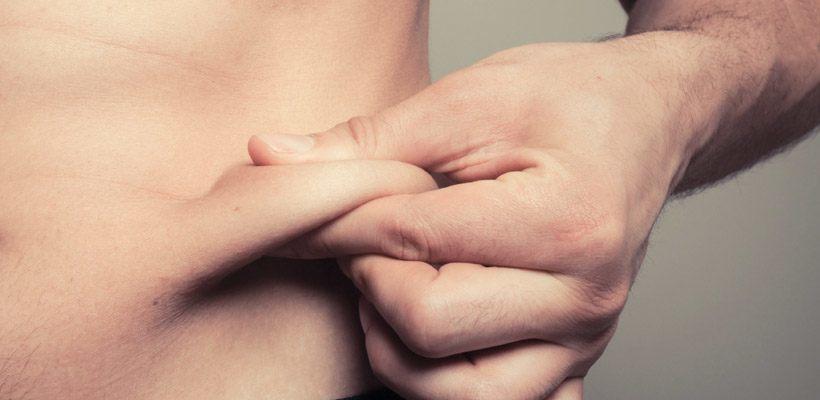 Maščoba v mišice