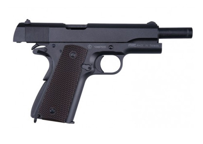 Airsoft pištola KWC 1911 BlowBack CO2