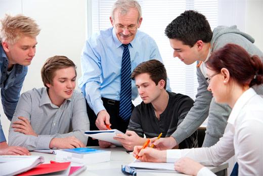 Inštrukcije v skupini
