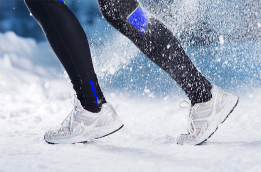 Zimska tekaška oprema