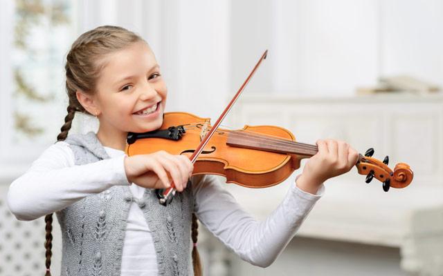Igranje violine