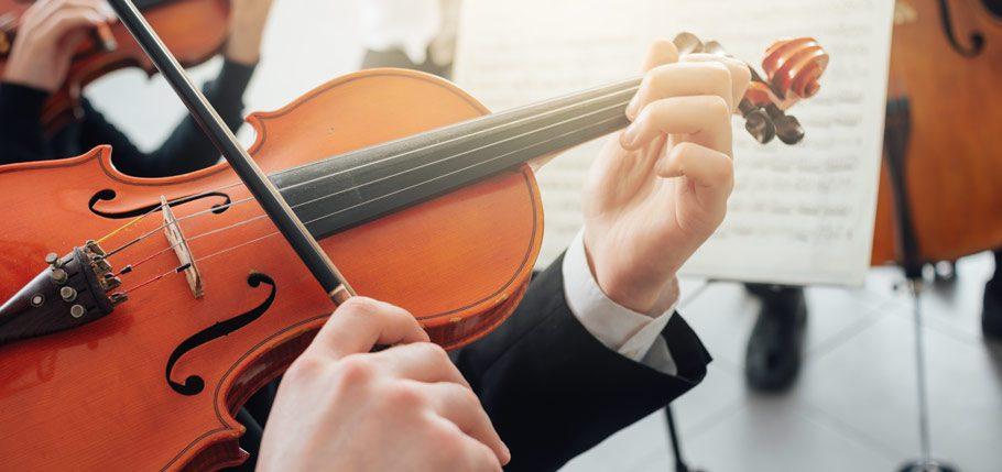 Kako igrati violino