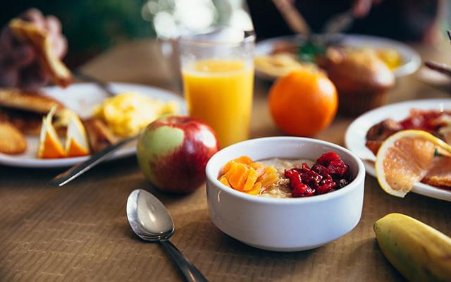 Polnovreden zajtrk
